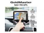 Goldmaster Nav 705 HD Navigasyon Cihazı
